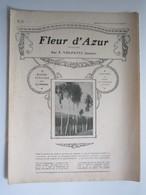 PARTITION FLEUR D'AZUR IMPROVISO VOLPATTI (junior)  23,5 X 31,5 Cm Env - Musique & Instruments