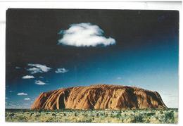 Australia Ayers Rock (Uluru) Non Viaggiata Condizioni Come Da Scansione - Uluru & The Olgas
