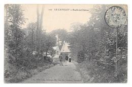 (23973-02) Le Catelet - Ruelle Du Château - Sonstige Gemeinden