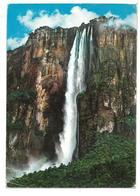 Venezuela Salto Angel – Angel Waterfall Cascate Più Alte Del Mondo Viaggiata Condizioni Come Da Scansione - Venezuela