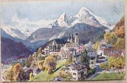 Germany 1922 Berchtesgaden - Non Classificati