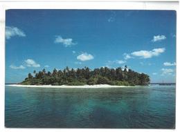 Maldives Island Viaggiata Condizioni Come Da Scansione - Maldive