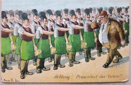 Germany 1923 München Achtung Präsentiert Das Gebier - Non Classificati