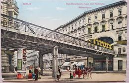 Germany Berlin Hochbane 1911 Some Bends - Non Classificati