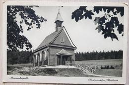 Germany Hahnenklee Oberharz Marionkapelle - Non Classificati