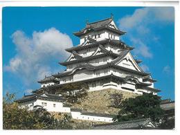 Giappone Japan Hyogo Prefecture, Himeji Castle A National Treasure Non Viaggiata Condizioni Come Da Scansione - Giappone