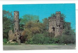 U.S.A. Stati Uniti D'America Castle On The Rhine, Glen Island Park New Rochelle N.Y. Non Viaggiata Condizioni Come Da Sc - NY - New York