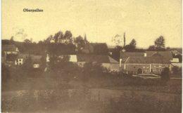 Oberpallen  (léger Défaut Bord Droit) - Cartes Postales