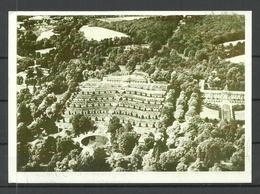 Deutschland POTSDAM Palace Schloss Sanssouci Luftaufnahme, Sent 1999, With Stamp - Schlösser