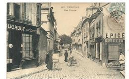 CPA Vendôme (41) Rue Poterie De 1908 - Vendome