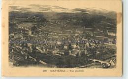 20473 - MARVEJOLS - VUE GENERALE - Marvejols