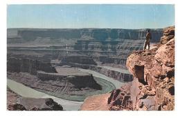 U.S.A. Stati Uniti D'America From Dead Horse Point Non Viaggiata Condizioni Come Da Scansione - Stati Uniti