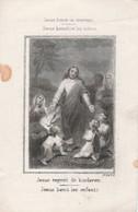 Dp Van Gotum-heyst-op-den-berg 1781-turnhout 1854 - Images Religieuses