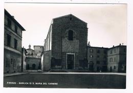 IT-3138  FIRENZE : Basilica Di S. Maria Del Carmine - Firenze (Florence)