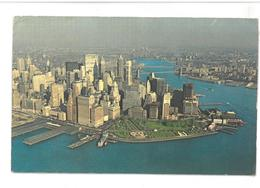 U.S.A. Stati Uniti D'America Lower Manhattan Viaggiata 1970 Condizioni Come Da Scansione - Viste Panoramiche, Panorama