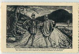 9885 - LIMON - ENTREVUE EN 1562 DU TERRIBLE BARON DES ADRETS ET DU DUC DE NEMOURS - Non Classés