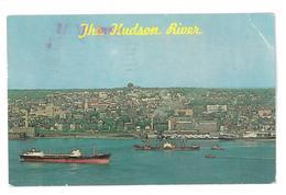 U.S.A. Stati Uniti D'America The Hudson River Viaggiata 1965 Condizioni Come Da Scansione - Hudson River