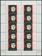Bund 2017 500 J. Reformation Martin Luther Kleinbogen 3300 K Postfrisch (C17916) - BRD