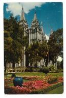 U.S.A. Stati Uniti D'America The Salt Lake Temple Non Viaggiata Condizioni Come Da Scansione - Stati Uniti