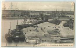 26400 - DUNKERQUE - VUE GENERALE DES BASSINS FREYCINET - Dunkerque