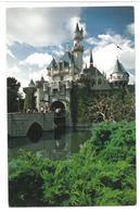 U.S.A. Stati Uniti D'America Disneyland Gateway To The Land Of Fantasy Castle Non Viaggiata Condizioni Come Da Scansione - Anaheim