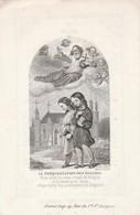Dp  Gravet-roulers 1769-ypres 1858 - Devotieprenten