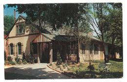 U.S.A. Stati Uniti D'America Normandy Farm Restaurant Viaggiata 1956 Condizioni Come Da Scansione - Stati Uniti