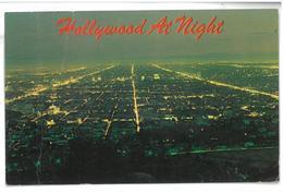 U.S.A. Stati Uniti D'America View From Griffith Observatory Los Angeles California Viaggiata 1965 Condizioni Come Da Sca - Los Angeles