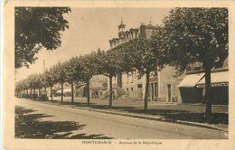 13419 - MONTCHANIN LES MINES - AVENUE DE LA REPUBLIQUE - France