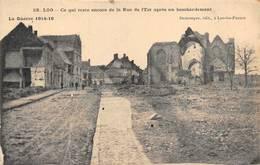 Lo Loo Reninge Guerre 1914 - Lo-Reninge