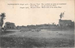 Noorschote Lo Loo Reninge Guerre 1914 - Lo-Reninge