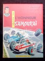 Jean Graton: Michel Vaillant: L'honneur Du Samouraï/ EO-1966 Dos Rond, TBE - Michel Vaillant