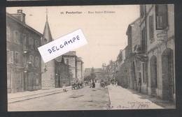 Pontarlier - Faubourg Saint -Etienne - Rails Du Tacot Pontarlier-Mouthe - Pontarlier