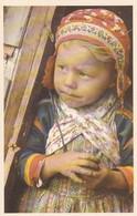 AK Sameflicka - Kleines Mädchen - Schweden (41083) - Europa