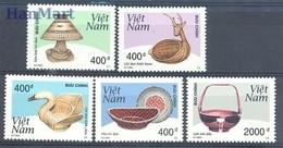 Vietnam 1998 Mi 2889-2893 MNH ( ZS8 VTN2889-2893 ) - Vietnam