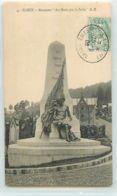 17768 - ELBEUF - MONUMENT AUX MORTS POUR LA PATRIE - Elbeuf