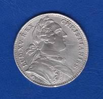 Louis  Xv  Arg  1760 - Royal / Of Nobility