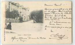 32087 - VITTEL - HOTEL SUISSE - France
