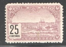 SAFFI à MARRAKESCH  25 Cent., Neuf Sans Gomme - Marokko (1891-1956)
