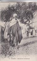 DAKAR. MAROBOUT MENDIANT. MESSAGERIES MARITIMES. CPA CIRCA 1900s SENEGAL TBE - BLEUP - Sénégal