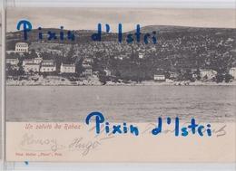 Rabaz - Istria - 1903. - Croatia
