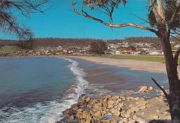 Postcard Blackman's Bay Beach Nr Tasmania PU Kingston 1975 My Ref  B23591 - Australia