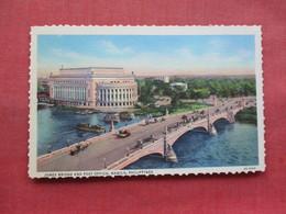 Jones Bridge & Post Office  Manila    Philippines       Ref 3333 - Philippines