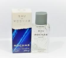 Miniatures De Parfum EAU DE ROCHAS HOMME  EDT  10  Ml  + Boite - Mignon Di Profumo Moderni (a Partire Dal 1961)