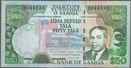 SAMOA 50 TALA UNC - Samoa