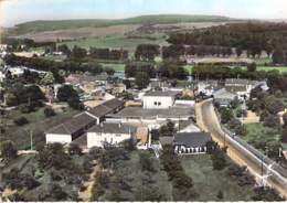 54 - MARBACHE : Le Nouveau Groupe Scolaire - CPSM Dentelée Colorisée Grand Format - Meurthe Et Moselle - Frankreich