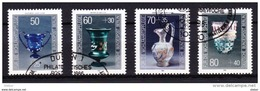 Duitsland Berlijn 1986 Nr 726/29 G, Zeer Mooi Lot Krt 3628 - Collections (sans Albums)