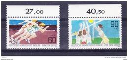 Duitsland Berlin 1982 Nr 625/26 **, Zeer Mooi Lot Krt 3627 - Timbres
