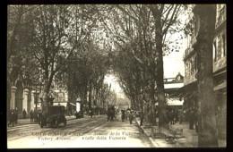 NICE - 957 : Avenue De La Victoire - (animée Avec Automobile Ancienne) - Edit. : ELD - Squares