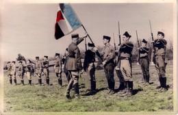 RHONE - MANOEUVRE DU 25 AVRIL SUR LE TERRAIN DE LA DOUA - PAS D'AUTRE INDICATION AU VERSO. - War, Military